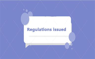 Canada issues SOR/2016-167 regulation